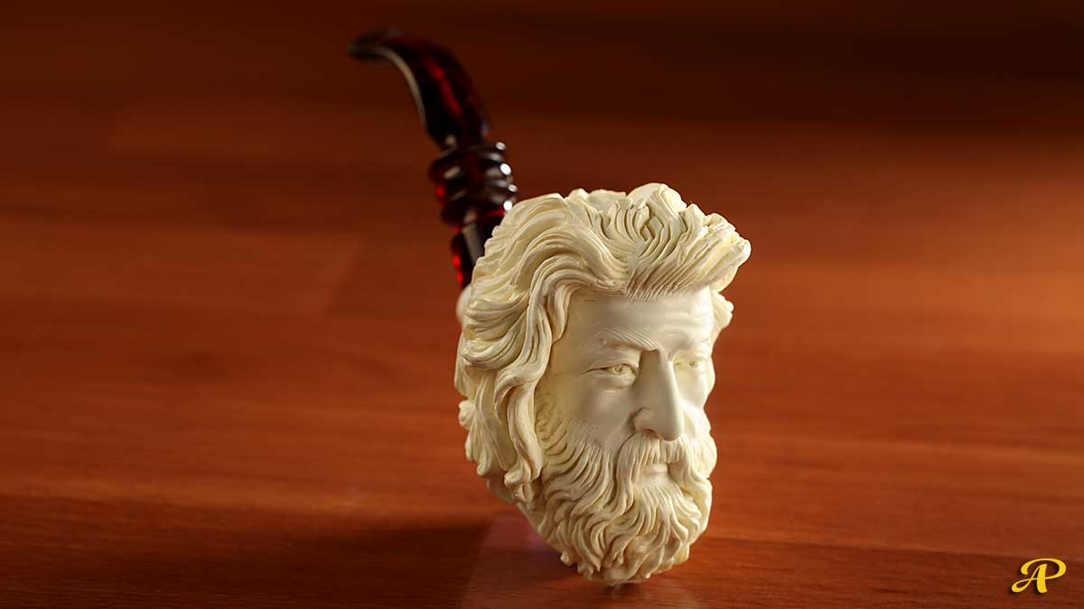 Viking Man by Ertugrul Cevher