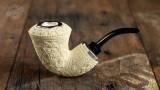 Fancy Lattice with Smoke Room